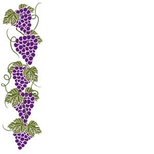 37++ Purple grape vine clipart ideas in 2021