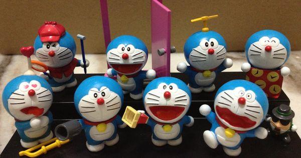 Doraemon And His Secret Weapons Re Ment Craze