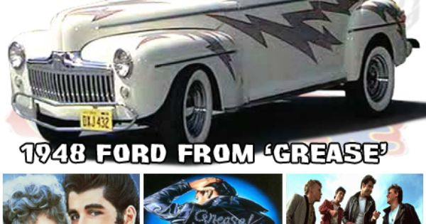 Grease Car Grease The Movie Fan Art 4582317 Fanpop Cars Movie American Dream Cars Grease