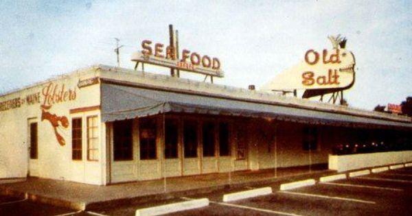 Old Salt Route 4 East Paramus Nj Vintage Restaurants Bergen County Nj Pinterest Salts
