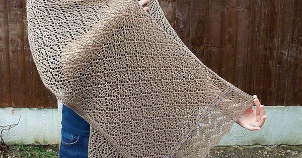 Crochet Kernel Stitch : Ravelry: Kernel pattern by Bonnie Sennott Knitted Shawls Pinterest ...