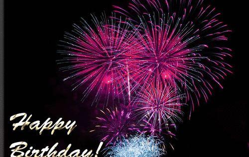 Bildergebnis für Happy Birthday Animation Facebook