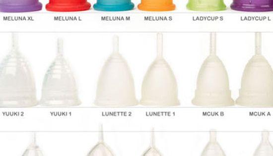 Our menstrual cup comparison looks at two leading reusable ... C Cup Vs D Cup Comparison