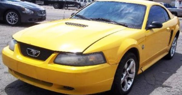 1999 Ford Mustang Coupe Under 2000 In Nashville Tennessee Tn