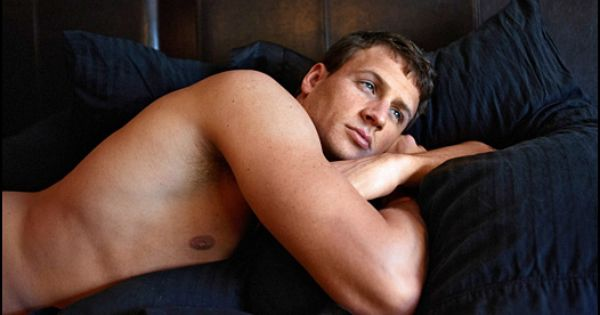 Men's Olympic swimmer, Ryan Lochte is gorgeous.