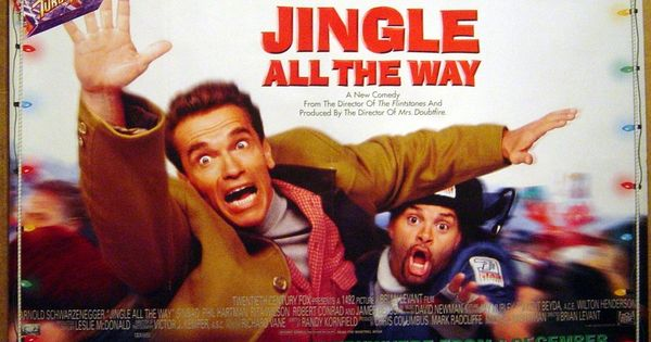 "Family Holiday Movies and ""Jingle"" Party Banner and ... 