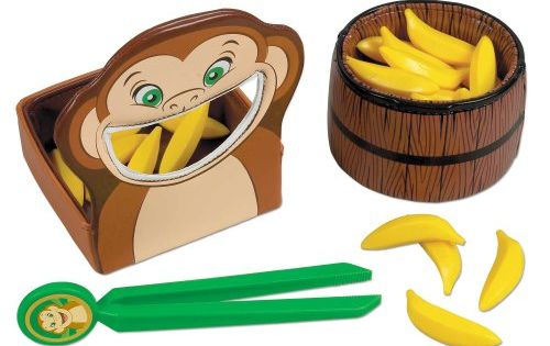 Hungry Monkey Motor Skills Game Lakeshore Learning