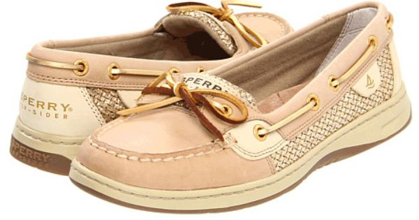 Sperry Top-Sider Angelfish love for