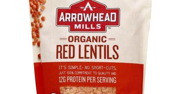 Publix Arrowhead Mills Organic Red Lentils Red Lentil Arrowhead Mills Lentils