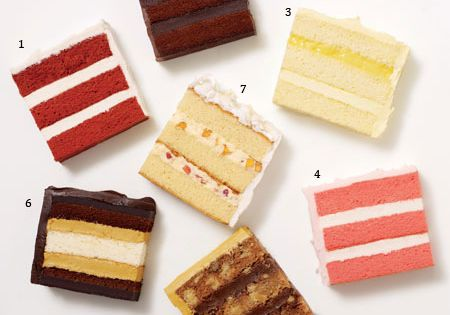 Top 7 Wedding Cake Flavors By Brides.com