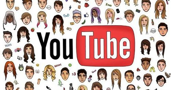 Dessin youtubeur youtubeuse youtube pinterest youtubeuse dessin et coloriage - Coloriage youtube ...
