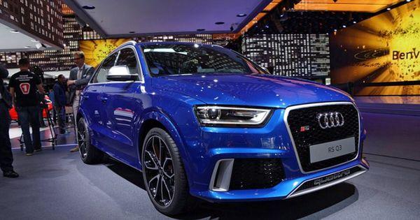 Audi Rs Q5 >> Audi Q5 RS | Automoviles de ensueño | Pinterest | Audi and Cars