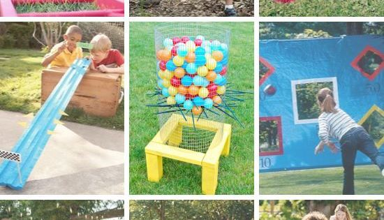 The ULTIMATE backyard bucket list!- Backyard fun for all ages.