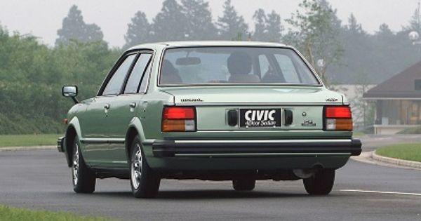 Honda Civic Sedan 1980 1983 ホンダ