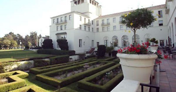 Club Del Monte At Montereys Naval Postgraduate School