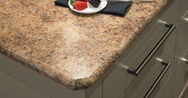 7732 Butterum Granite With Ideal Edge Laminate