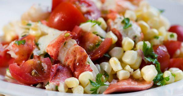Lobster salad, Lobsters and Salads on Pinterest