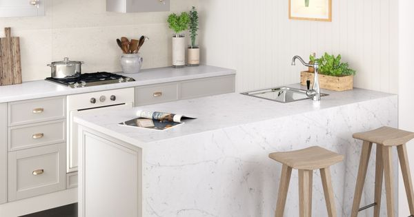 Silestone 174 Eternal Statuario Kitchen Kitchens And Baths