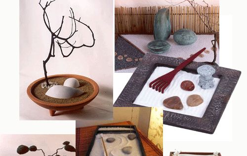 C mo hacer nuestro jard n zen jard n seco zen y piedras - Hacer jardin zen ...