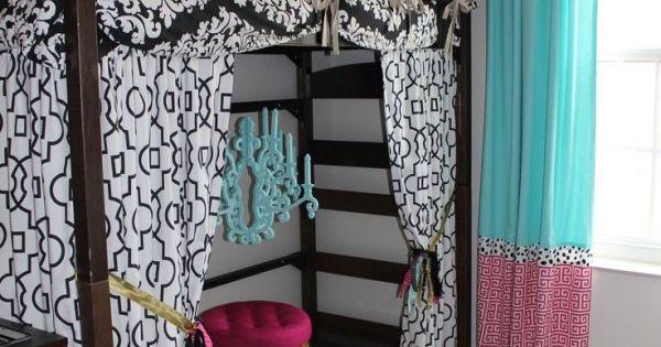 Convierte tus cortinas en el mejor accesorio de tu for Decorar habitacion residencia universitaria