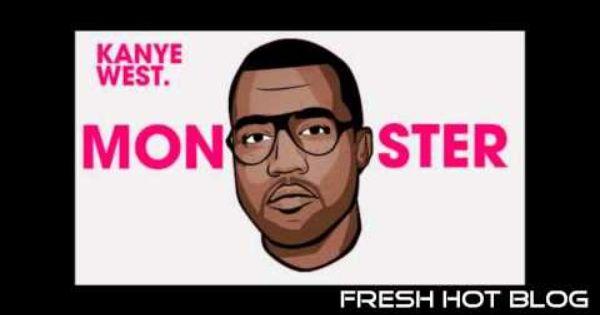 Kanye West Monster Kanye West Monster Video Leak Kanye West