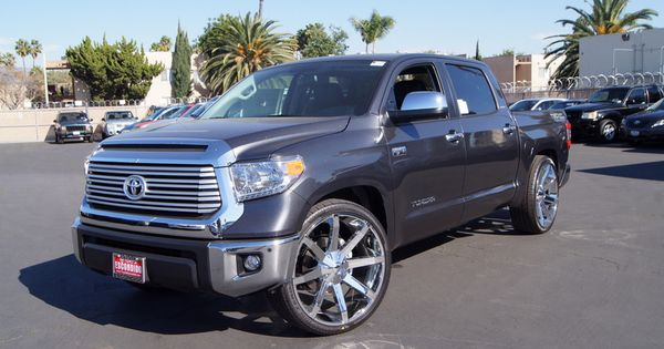 New 2014 Toyota Tundra Crew Max 4x2 5 7l V8 Limited With