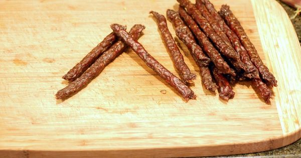 how to make beef jerky with ground beef