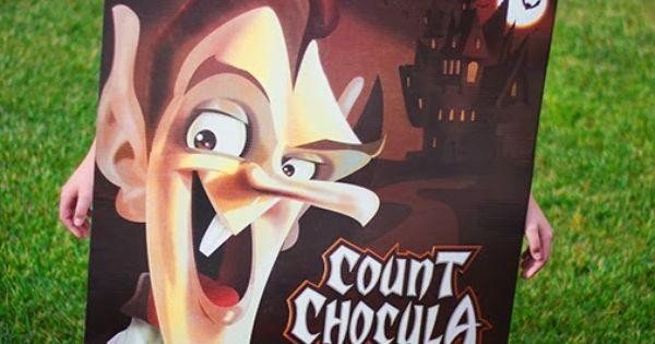 Captain Crunch Halloween Costume