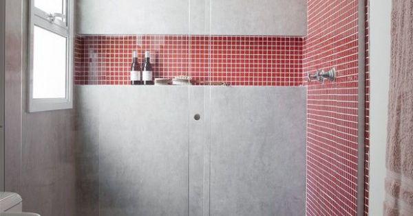Petite salle de bain 34 photos id es inspirations for Porte coulissante pour petite salle de bain