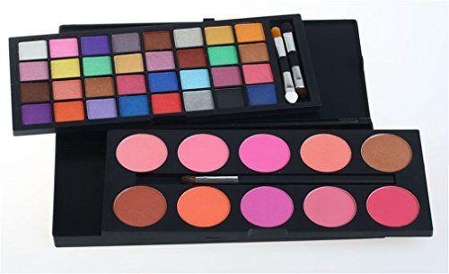 Pure Vie Professional 42 Colors Eyeshadow Concealer Blush Palette Makeup Contouring Kit Read More Reviews Of The Prod Contour Makeup Eyeshadow Blush Palette