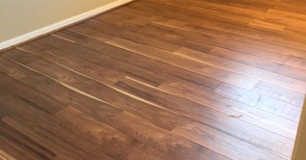 Mannington Restoration Series In Gunstock Laminates