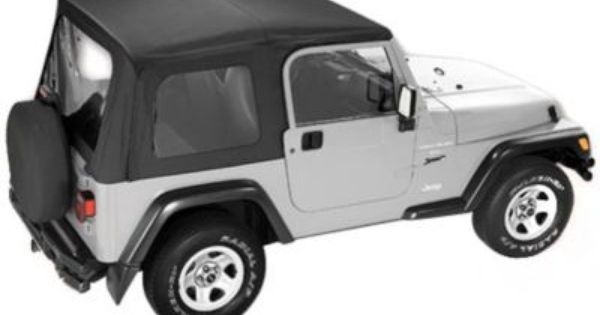 Click Image Above To Purchase 1980 1986 Jeep Cj7 Soft Top
