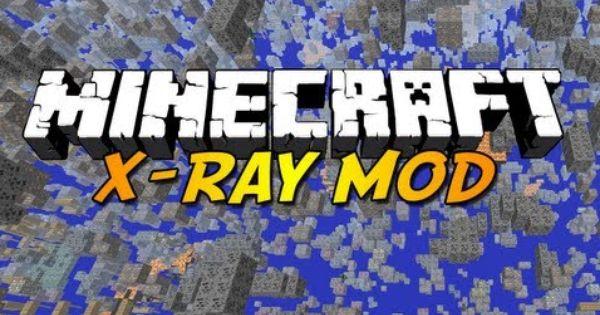 X Ray Mod 1 7 2 1 6 4 Minecraft