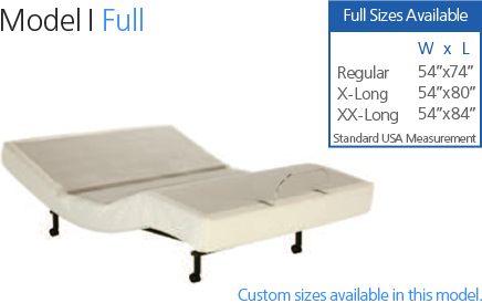 Model 1 Adjustable Bed Craftmatic Adjustable Beds Adjustable