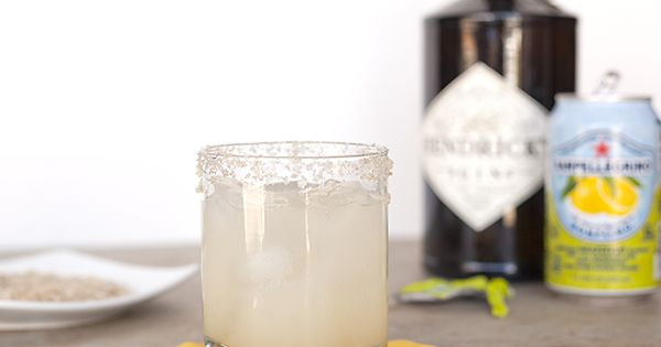 Gin, Cocktails and San pellegrino on Pinterest