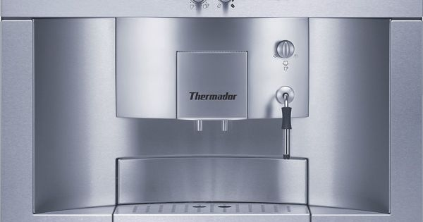 thermador coffee system bicm24cs