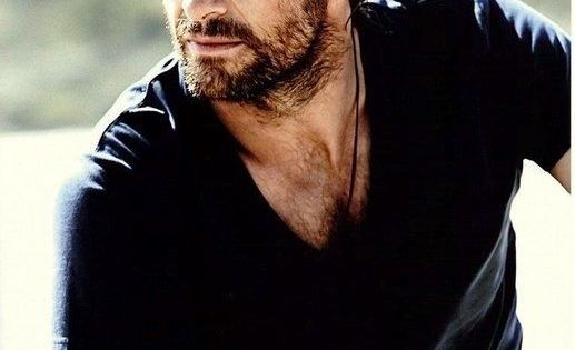 Hugh Jackman (Mens Haircuts) | www.MensHaircutsCollection.blogspot.com