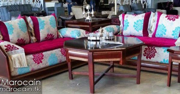 Un salon marocain de luxe qui va fournir vos int rieurs d un d cor incroyable gr ce cette for Un salon de luxe