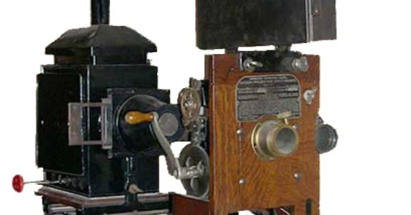 edisons projecting kinetoscope birth of cinema