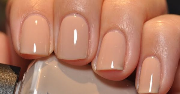 opi samoan sand // nude nail color