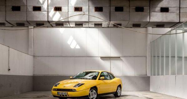 Fiat Coupe 1 8 16v Olx Carros