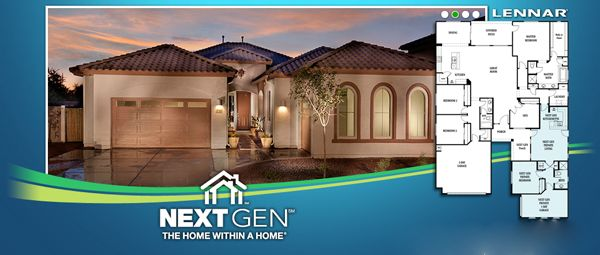 Making Room For Mom With A Lennar Next Gen Home Next Gen Homes Lennar Home