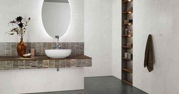 Badezimmer ideen katalog badezimmer ideen fliesen badezimmer ideen bad pinterest - Holzwand fliesen ...