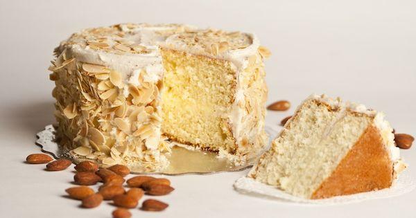 Knotty pine butter almond cake recipe