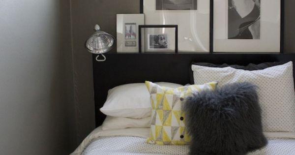 small bedroom decor - Colors?
