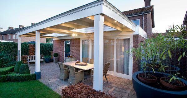 Voorbeelden overkappingen koop de mooiste terrasoverkapping - De mooiste verandas ...