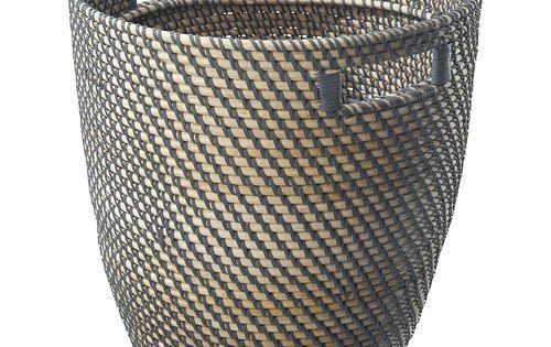 r gkorn cache pot rotin poubelles stations de parapluie et plantes. Black Bedroom Furniture Sets. Home Design Ideas
