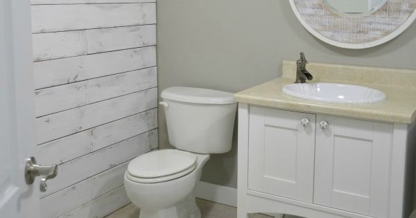 Nod To Nautical Bathroom Makeover Reveal