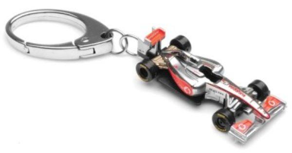 IndyCar Nascar F1 Formula 1 Racing Car Model Keychain Gift