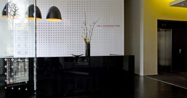 blog reception area ideas